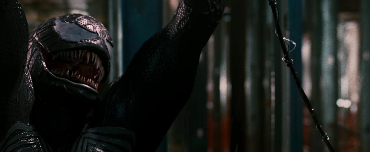 Человек паук 3 веном