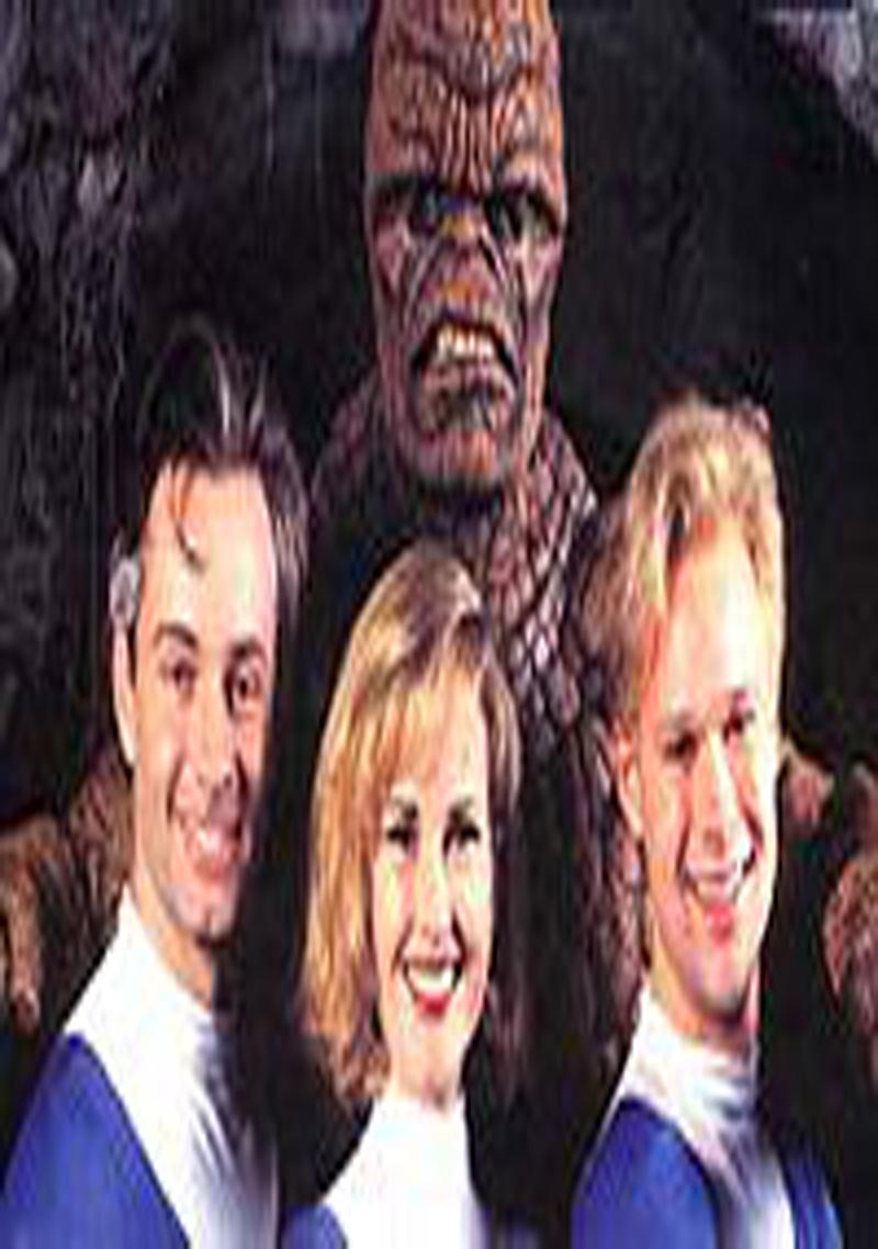 Фантастическая четверка (1994) - смотреть онлайн